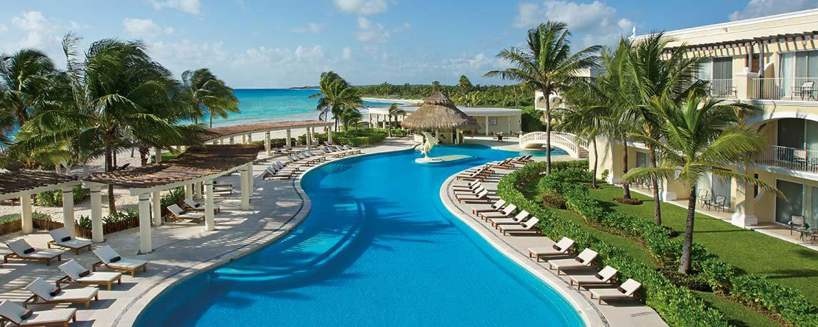 Dreams Tulum luxury resort & pool