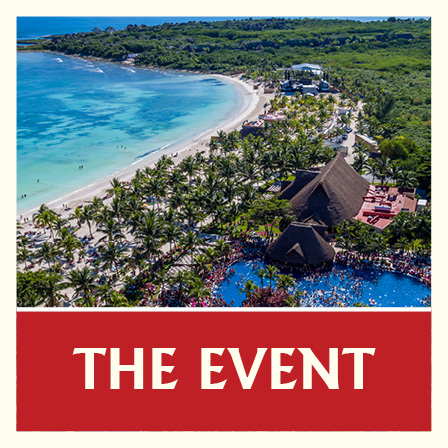 The Event Bird's Eye View Riviera Maya