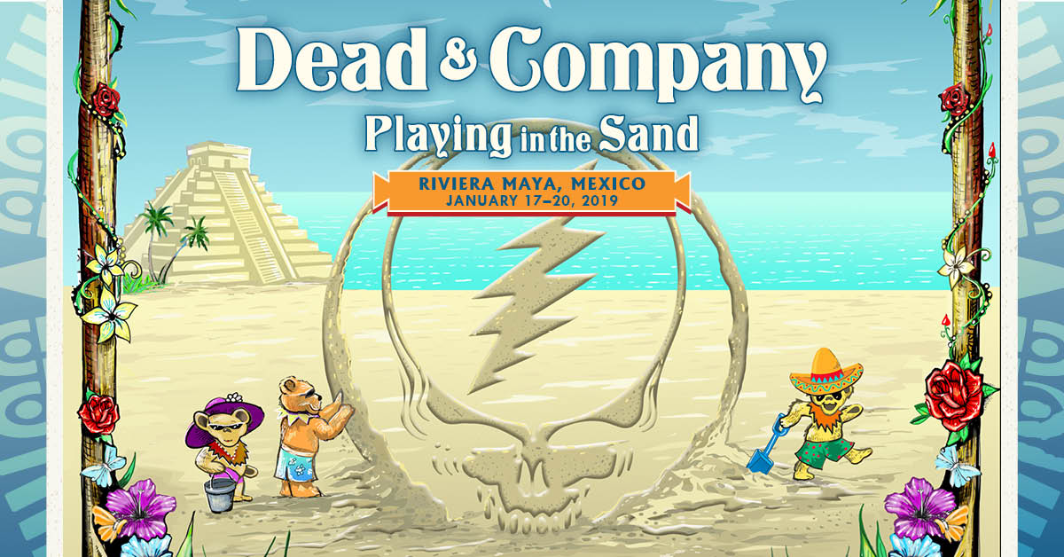 Packages Available - Dead & Company Dead & Company ...
