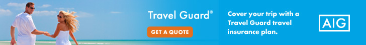 Cover your trip with a Travel Guard travel insurance plan